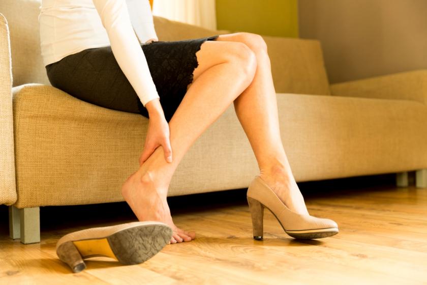 varicoză pantofi corecte